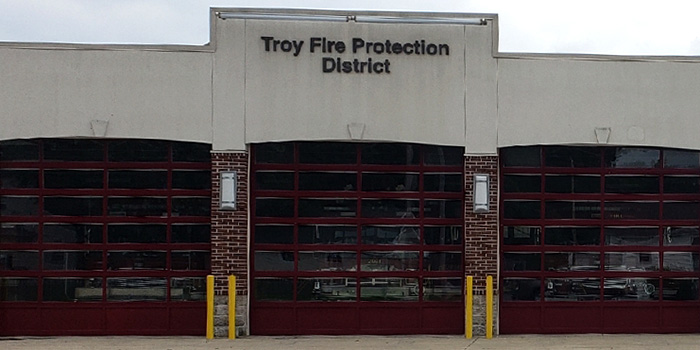 Troy Garage Door in Troy, IL offers all models of CHI commercial garage doors