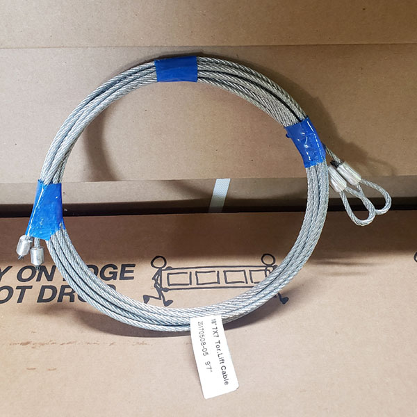 8 ft Torsion Cable